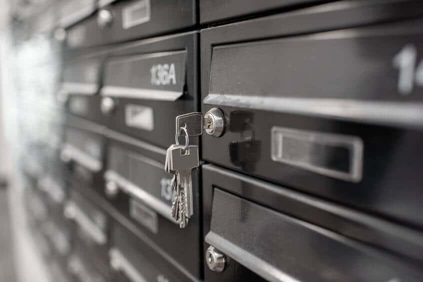 Briefkastenschloss öffnen in Wien