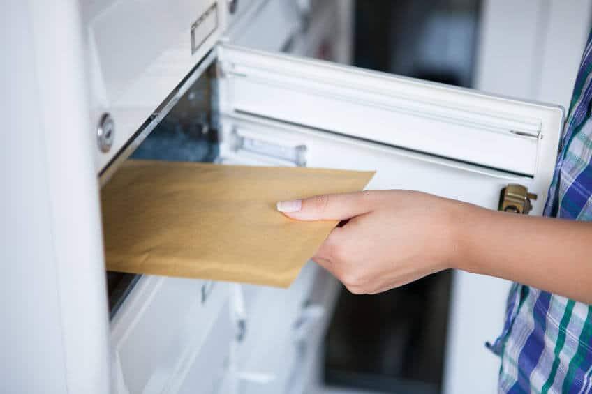 Briefkastenschloss austauschen