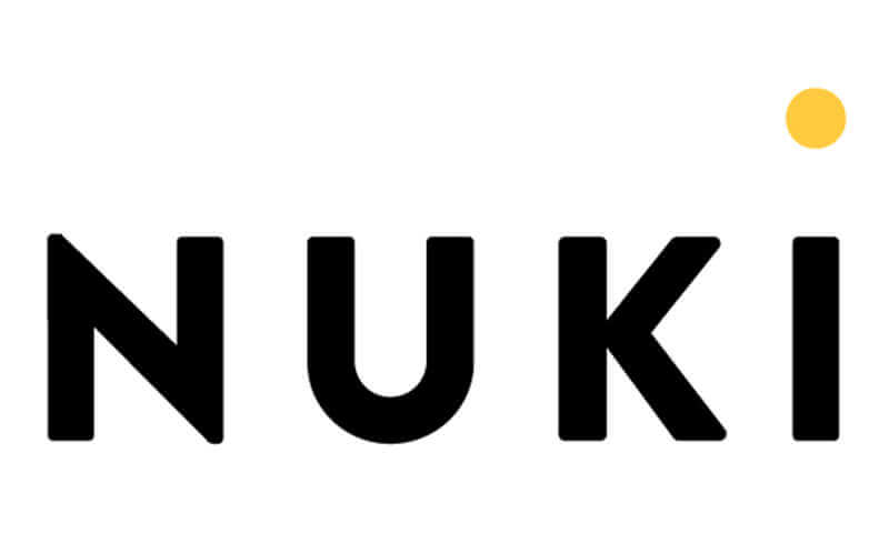 Nuki elektronisches türschloss